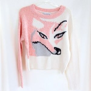 Wildfox Sweaters - NEW $198 Wildfox Sable Fox Sweater Size S / NWT